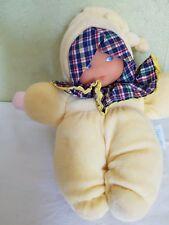 Petit Doudou Poupée COROLLE  20 cm  -1997
