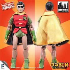 SUPER FRIENDS SERIES 1 ; ROBIN; 8 INCH ACTION FIGURE NEW IN POLYBAG