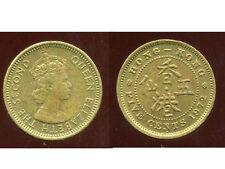 HONG KONG  5 cents 1972