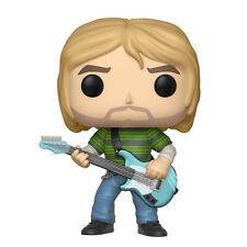 Nirvana  2017 Funko Pop Rocks Kurt Cobain in Striped Shirt Vinyl Figure