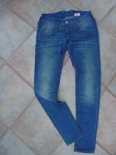 """Herrlicher tolle Jeans Hose Hüfthose """" Pitch Slim 5303  """" Damen NEU W 26 Röhre"""