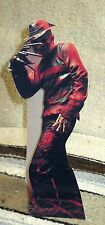 Freddy Krueger A Nightmare on Elm Street Figure Tabletop Display Standee 10 1/2""