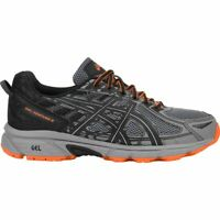 Asics T7G1Q 9616 GEL-Venture 6 Frost Grey Phantom Black Men's Running Shoes