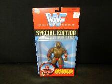 1997 JAKKS PACIFIC AHMED JOHNSON WWF WRESTLING ACTION FIGURE SPECIAL EDITION