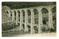 CPA 01 Ain Pont de Cize-Bolozon