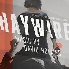 HAYWIRE - ORIGINAL MOTION PICTURE SOUNDTRACK - DAVID HOLMES - NEUF NEW NEU