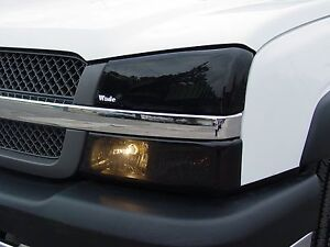 2002 - 2006 GMC Envoy Head light Covers