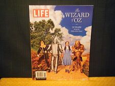 Wizard of Oz Life Magazine Special Issue Celebrating 75 years Dec 2013