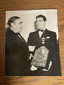 Stunningly Clean Original 1950s Rocky Marciano Type 1 Boxing Photo  Mint