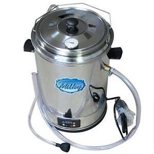 Milky 3-1/2-Gallon Pasteurizer