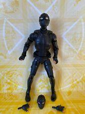 Marvel Legends Hasbro Molten Man Baf Series Stealth Spider-Man Action Figure (K)
