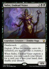 1x - Sidisi, Undead Vizier NM, English MTG Dragons of Tarkir
