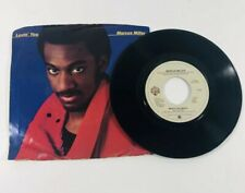 "Marcus Miller - Lovin You / Much Too Much 45  NM 7"" Record D1"