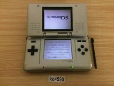 kc4590 No Battery Nintendo DS Platinum Silver Console Japan