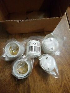 G9 LED Bulb 40W Equivalent Daylight White 6000K AC 100V-265V 360 Degree Omni JCD