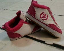Baby Izod Pink Sneakers Size 1 Infant Shoes