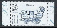 STAMP / TIMBRE FRANCE NEUF N° 2469 ** JOURNEE DU TIMBRE / BERLINE / DE CARNET