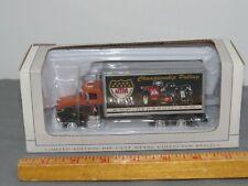 Peterbilt 385 Van Box Truck NTPA 1:64 scale NIB Spec-Cast Tractor Pulling Puller