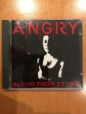 Angry Blood From Stone (Rose Tattoo) Rare