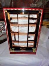 Elie Bleu Alba Black Sycamore Cabinet Humidor 150 count