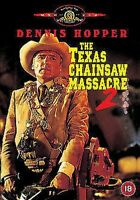 The Texas Chainsaw Massacre 2 DVD Nuovo DVD (17195DVD)