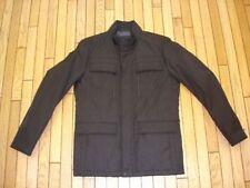 HUGO BOSS Zip Hip Length Polyester Coats & Jackets for Men