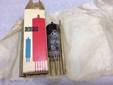 Rft Wf Ef85 Vacuum Tube Valve Nos Electron Ef 85 Equiv. 6By7 Rohrenwerk 6F26