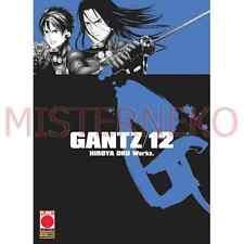 Manga - Gantz 12 - Nuova Edizione - Panini Comics