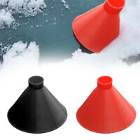 Magical Car Windshield Winter Ice Snow Scraper Remover Cone-Shaped Cleaner Tool