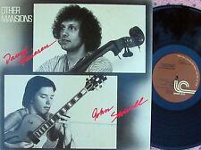 David Friesen John Stowell ORIG US LP Other mansions NM 80 IC 1086 Jazz Post Bop