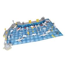 200 Pieces Plastic Plane Model Kits Passenger Aircraft Model Educational Toy