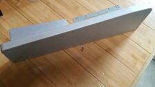 Korg Triton Pro X 88 RIGHT Side panel Bumper end unit+2 mount brackets end cap