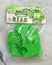 New listing New set of 4 Teenage Mutant Ninja Turtles cookie cutters • Wilton