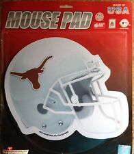 NEW TEXAS LONGHORNS HELMET  MOUSE PAD  SIGN  COLLECTIBLE  NCAA COMPUTER