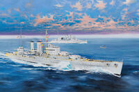 Trumpeter Exeter 1:350 Scale Model Ship Kit - 05350