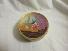 """Vintage Disney """"Fantasia"""" Candy Tin w/Mixed Wildberry Flavor Hard Candy NEW"""