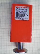 EDWARDS APG-M-NW25 ST/ST ACTIVE PIRANI VACUUM GAUGE