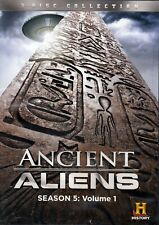 USED DVD SET - Ancient Aliens: Season Five, Vol. 1 [3 Discs] 9 HOURS