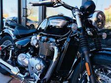 2020 Triumph Bonneville Speedmaster Jet Black