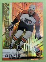 1999-00 Upper Deck HoloGrFX Ausome #44-AU John LeClair Philadelphia Flyers SP