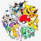 Pokemon Stickers 50 Pack Set