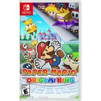 Paper Mario: The Origami King Nintendo Switch New Sealed