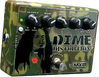 MXR DD11 Dime Distortion Guitar Effects Pedal!