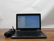 """Dell Latitude E7240 12.5"""" i5-4300U 1.9GHz 8GB 256GB SSD Backlit KB Win 10 Home"""