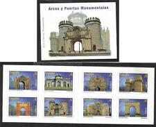 Spagna 2012 MONUMENTI BLOCCHETTO