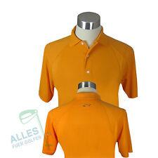 Greg Norman Funktions-polo para caballeros, naranja, tamaño 48-50, nuevo embalaje original factura
