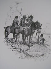 The Barrier of the Blackfeet- by Jack Hines
