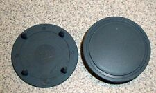 Two Kirby G10 Sentria Front Wheel Hub Caps  131806