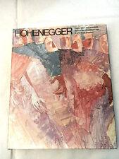 HOHENEGGER Esploratore del Possibile Libro Rivista Arte