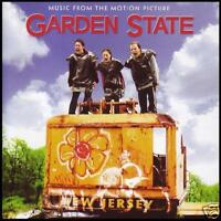 GARDEN STATE - SOUNDTRACK CD ~ COLDPLAY~FROU FROU *NEW*